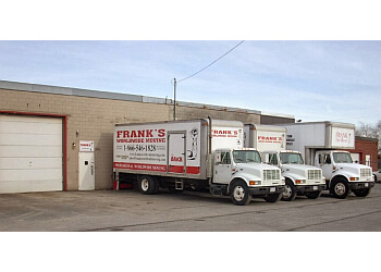 Belleville moving company Frank's Worldwide Moving