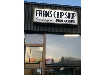 Kingston fish and chip Fran's Chip Shop