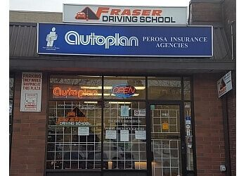 Vancouver driving school Fraser Driving School