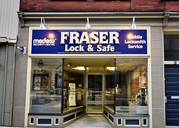 Cambridge locksmith Fraser Lock and Safe Inc.