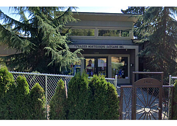 New Westminster preschool Fraser Montessori Daycare