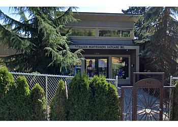 New Westminster preschool Fraser Montessori Daycare