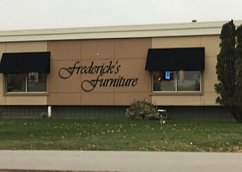 Guelph furniture store Fredericks Furniture Gallery