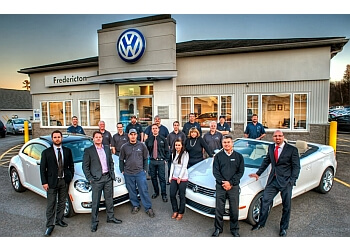 Fredericton car dealership Fredericton Volkswagen