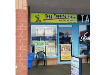 Pickering pizza place Free Topping Pizza