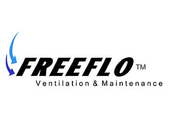 New Westminster window cleaner Freeflo Home Services