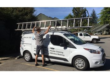 New Westminster window cleaner Freeflo Ventilation Systems