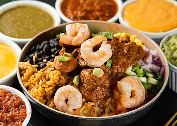 Brampton mexican restaurant Fresh Burrito