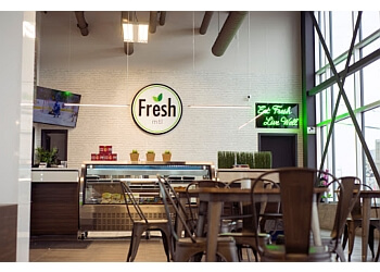 Laval juice bar Fresh MTL