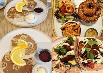 Toronto vegetarian restaurant Fresh On Spadina