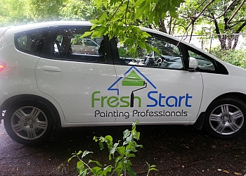 Kingston painter Fresh Start Painting Professionals