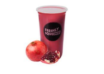 Oshawa juice bar Freshly Squeezed