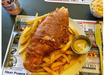 Halifax fish and chip Fries & Co.