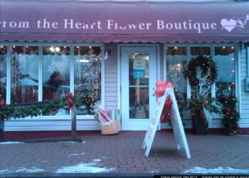 From The Heart Flower Boutique