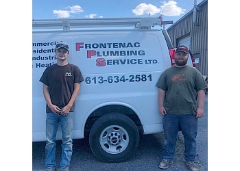 Kingston plumber Frontenac Plumbing Services Ltd.