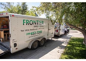 Saskatoon window company Frontier Vinyl & Glass