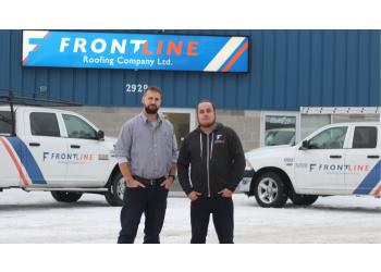 Sudbury roofing contractor Frontline Roofing Company Ltd.