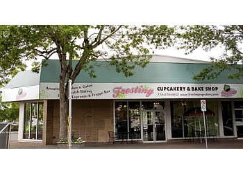 Langley cake Frosting Cupcakery & Bake Shop