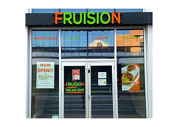 Brampton juice bar Fruision