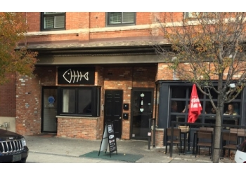 Hamilton fish and chip Fsh & Chp