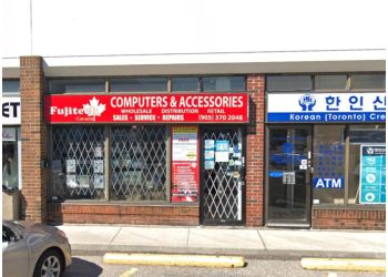 Vaughan computer repair Fujitech Technologies Inc.
