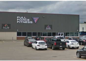 Edmonton gym Full Force Fitness Club