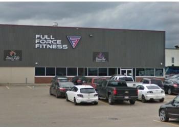 Edmonton gym Full Force Fitness Club