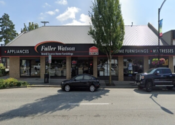 Maple Ridge furniture store Fuller Watson BrandSource Home Furnishings