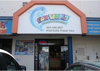 Surrey amusement park Fun World Family Playcentre
