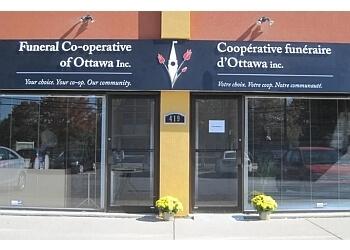 Ottawa funeral home Funeral Co-operative of Ottawa Inc.