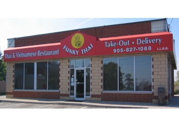 Oakville thai restaurant Funky Thai