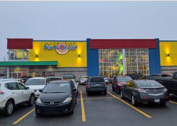Laval amusement park Funtropolis