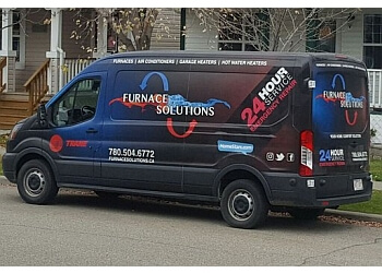 Edmonton hvac service Furnace Solutions Heating & Air Conditioning