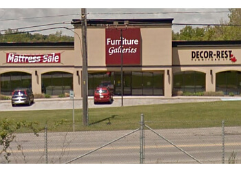 Oshawa furniture store Furniture Galleries