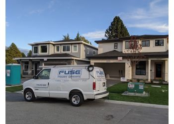 Abbotsford window cleaner Fuse Power Washing