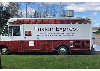 Moncton food truck Fusion Express