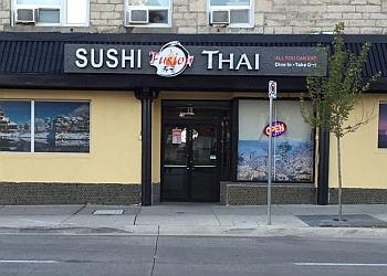 Guelph japanese restaurant Fusion Sushi