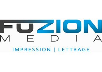 Saint Jerome sign company Fuzion Media
