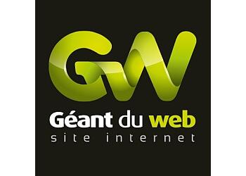 Longueuil web designer Géant du web