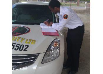 Edmonton security guard company G4U Security Ltd.
