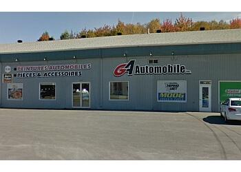 Shawinigan auto parts store G. A. Automobile Inc.