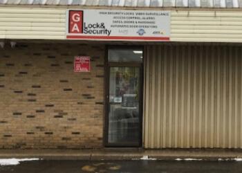 Guelph locksmith G & A Lock & Security Ltd.