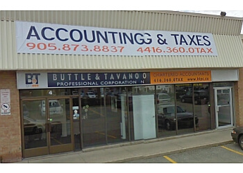 Halton Hills accounting firm GBA LLP