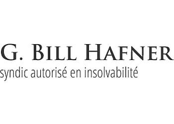Montreal licensed insolvency trustee G. Bill Hafner Licensed Insolvency Trustee