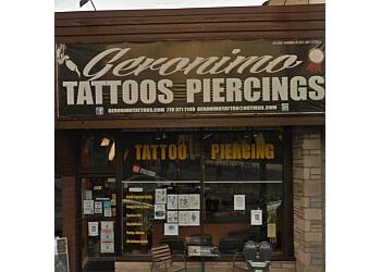 Burnaby tattoo shop GERONIMO TATTOO & PIERCING STUDIO