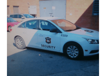 Toronto security guard company GF1 Security Services Inc