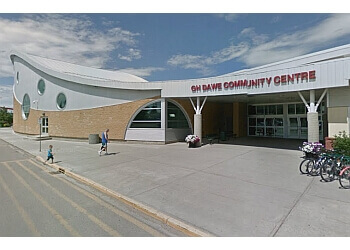 Red Deer recreation center G.H. Dawe Community Centre