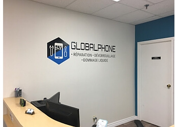 Quebec cell phone repair GLOBALPHONE