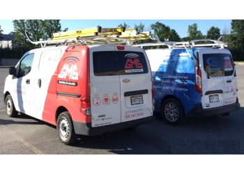 Gatineau security system GMS Système De Sécurité