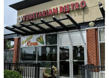 Surrey vegetarian restaurant GNJ Vegetarian Bistro